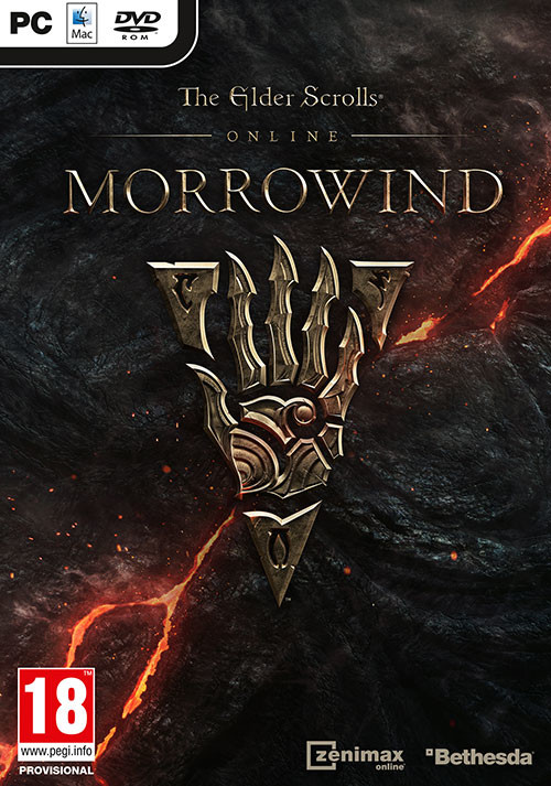 The Elder Scrolls Online: Morrowind - Cover
