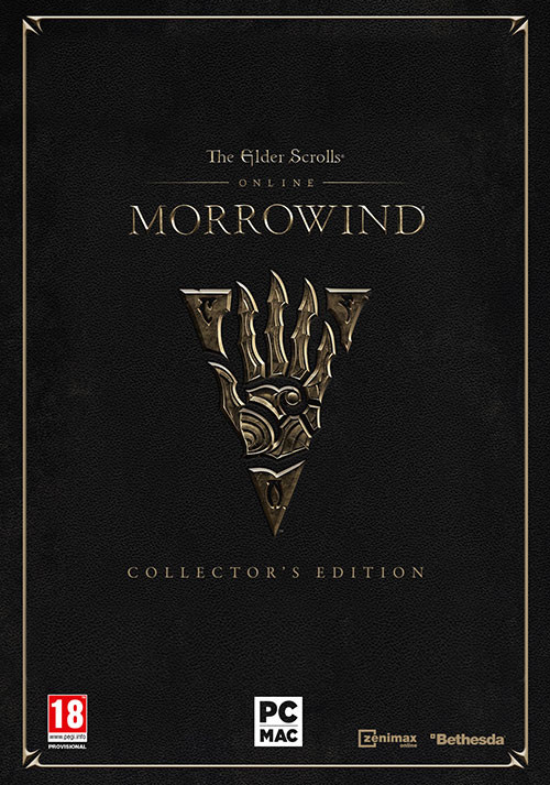 The Elder Scrolls Online: Morrowind - Digital Collector's Edition - Packshot