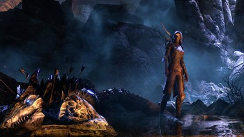 Screenshot9 - The Elder Scrolls Online: Morrowind - Digital Collector's Edition