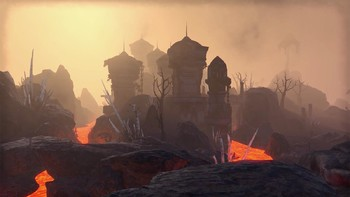Screenshot1 - The Elder Scrolls Online: Morrowind - Digital Collector's Edition