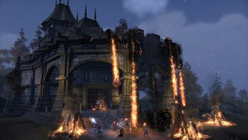 Screenshot7 - The Elder Scrolls Online: Morrowind - Digital Collector's Edition