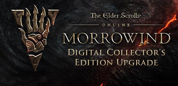 The Elder Scrolls Online: Morrowind - Digital Collector's Edition Upgrade