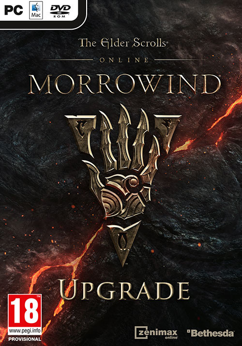 The Elder Scrolls Online: Morrowind - Upgrade Edition  - Packshot