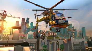 Screenshot2 - The Lego Movie Videogame