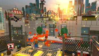 Screenshot5 - The Lego Movie Videogame