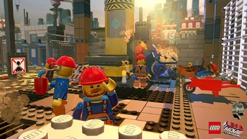 Screenshot8 - The Lego Movie Videogame