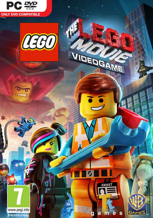 The Lego Movie Videogame - Packshot