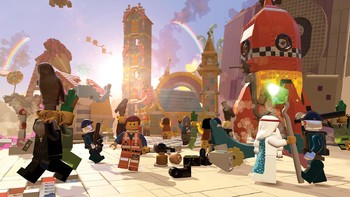 Screenshot3 - The Lego Movie Videogame