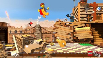 Screenshot6 - The Lego Movie Videogame