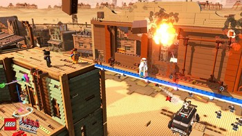 Screenshot7 - The Lego Movie Videogame