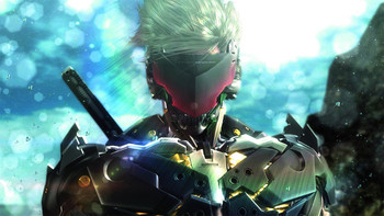 Screenshot1 - Metal Gear Rising: Revengeance