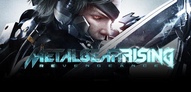Metal Gear Rising: Revengeance - Cover / Packshot