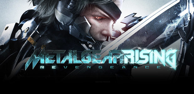 Metal Gear Rising: Revengeance - Cover / Packshot