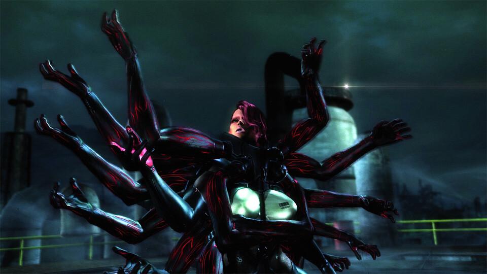 Metal Gear Rising Revengeance скачать игру через торрент - фото 7