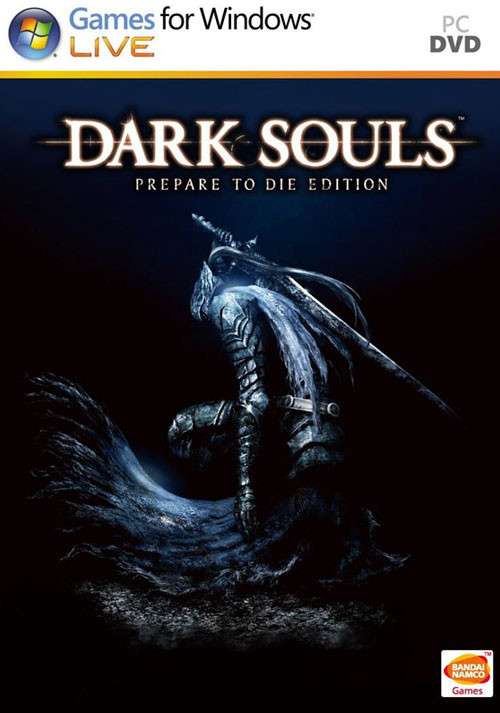 DARK SOULS: Prepare To Die Edition - Packshot