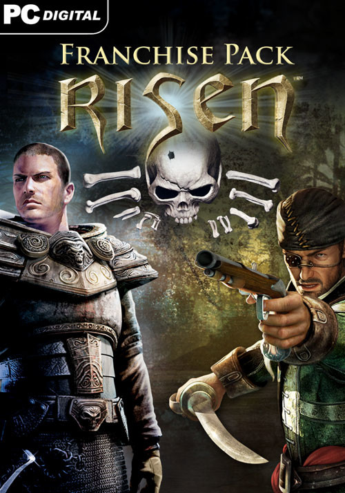 Risen Franchise Pack - Packshot