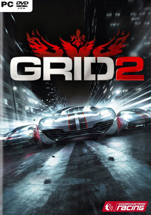 GRID 2 - Packshot