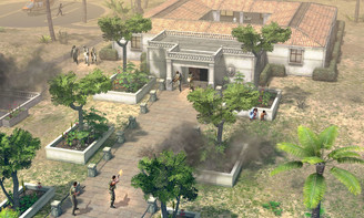 Screenshot1 - Jagged Alliance: Back In Action