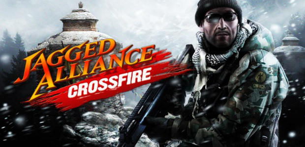 Jagged Alliance: Crossfire - Cover / Packshot