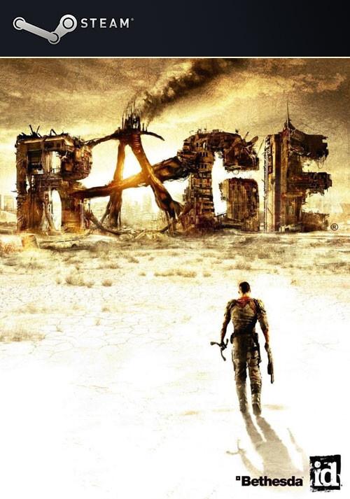 RAGE - Cover / Packshot