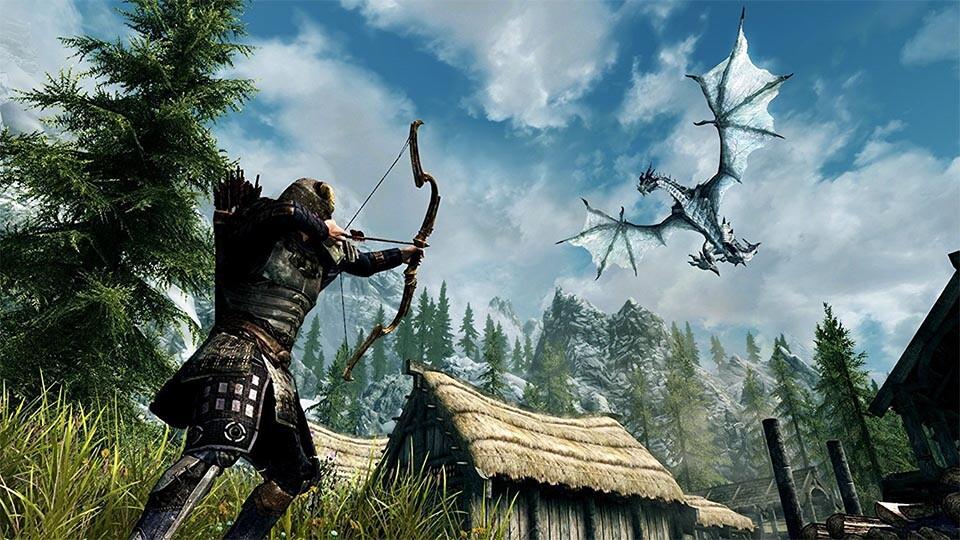 The elder scrolls v skyrim скачать игру