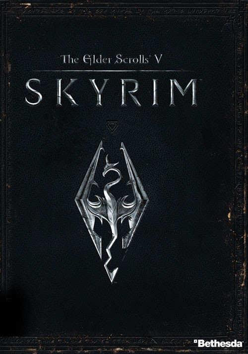 The Elder Scrolls V: Skyrim - Cover