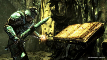 Screenshot1 - The Elder Scrolls V: Skyrim - Dragonborn