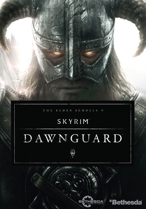 The Elder Scrolls V: Skyrim - Dawnguard - Cover