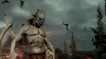 Screenshot1 - The Elder Scrolls V: Skyrim - Dawnguard