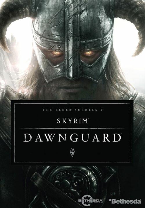 The Elder Scrolls V: Skyrim - Dawnguard - Cover / Packshot