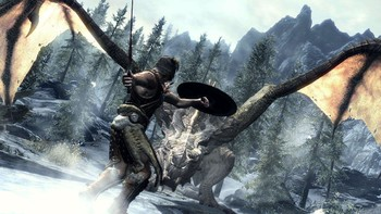 Screenshot4 - The Elder Scrolls V: Skyrim Legendary Edition