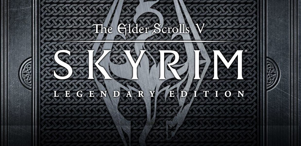 The Elder Scrolls V: Skyrim Legendary Edition - Cover / Packshot