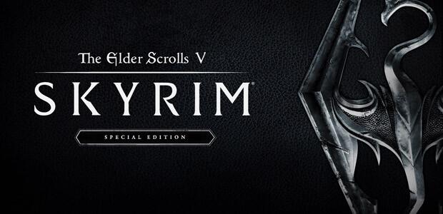 The Elder Scrolls V: Skyrim Special Edition - Cover / Packshot