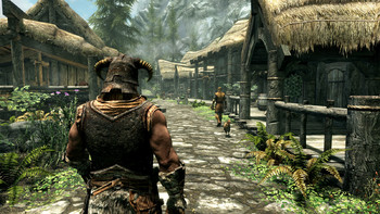 Screenshot4 - The Elder Scrolls V: Skyrim Special Edition