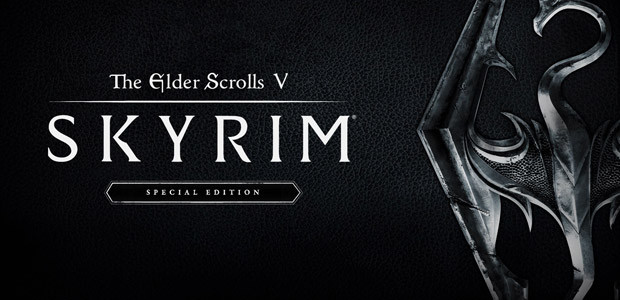 The Elder Scrolls V: Skyrim Special Edition - Cover / Packshot
