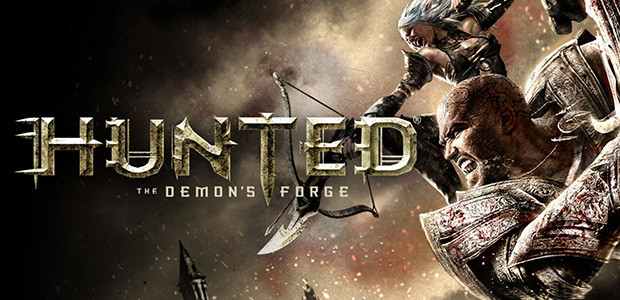 Hunted: The Demon's Forge - Cover / Packshot