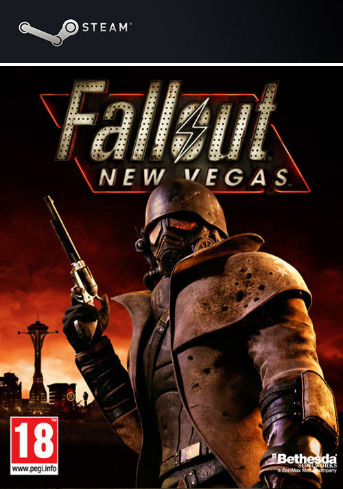 Fallout: New Vegas - Cover