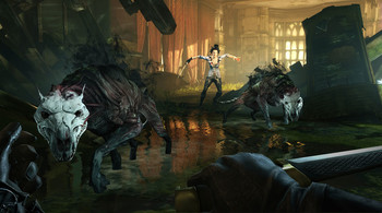 Screenshot1 - Dishonored: The Brigmore Witches DLC