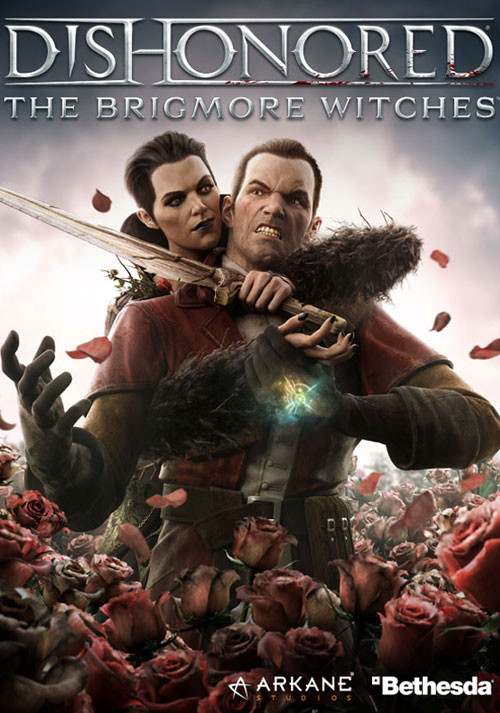 Dishonored: The Brigmore Witches DLC - Cover