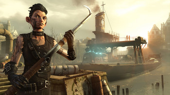 Screenshot2 - Dishonored: The Brigmore Witches DLC