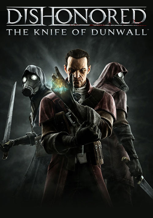 Dishonored: The Knife of Dunwall DLC - Cover