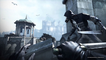 Screenshot1 - Dishonored: The Knife of Dunwall DLC