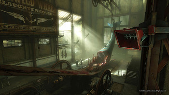 Screenshot2 - Dishonored: The Knife of Dunwall DLC