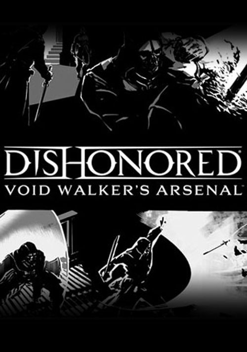 Dishonored: Void Walker's Arsenal - Cover / Packshot