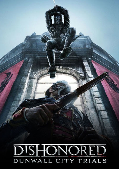 Dishonored: Dunwall City Trials DLC - Cover / Packshot