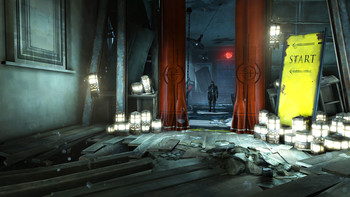 Screenshot1 - Dishonored: Dunwall City Trials DLC