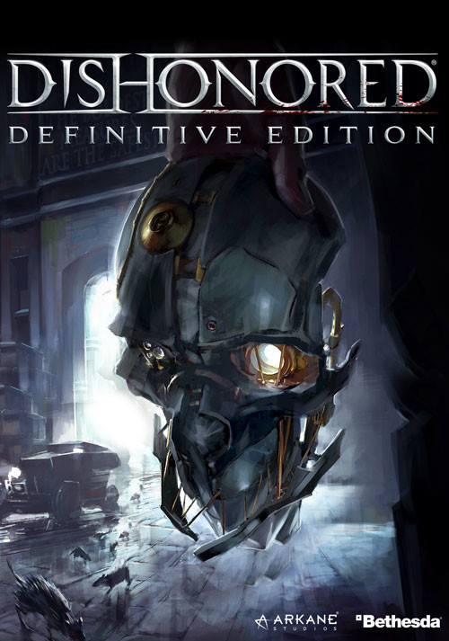 Dishonored - Definitive Edition - Cover