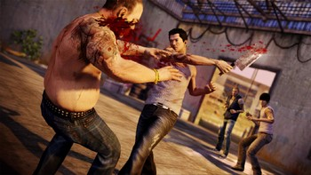 Screenshot4 - Sleeping Dogs