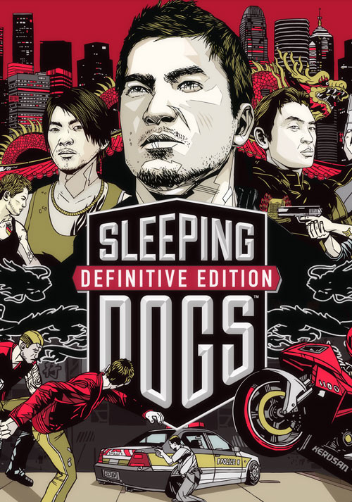 Sleeping Dogs™ Definitive Edition  - Cover / Packshot