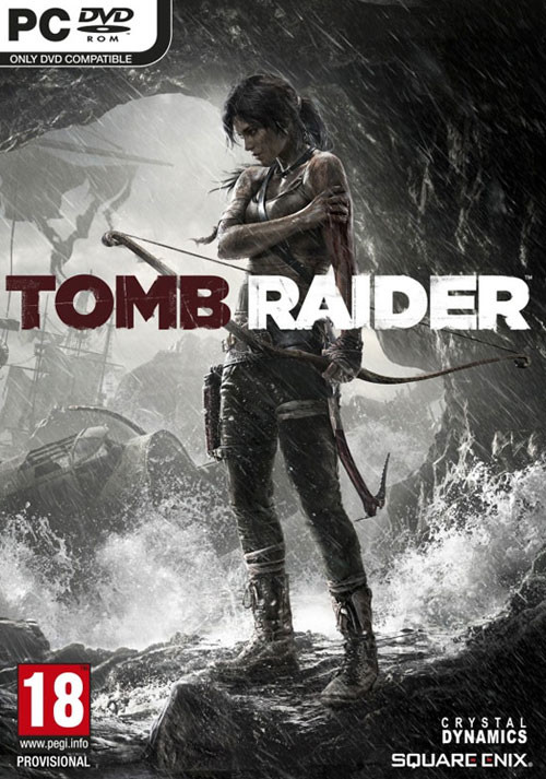Tomb Raider - Packshot